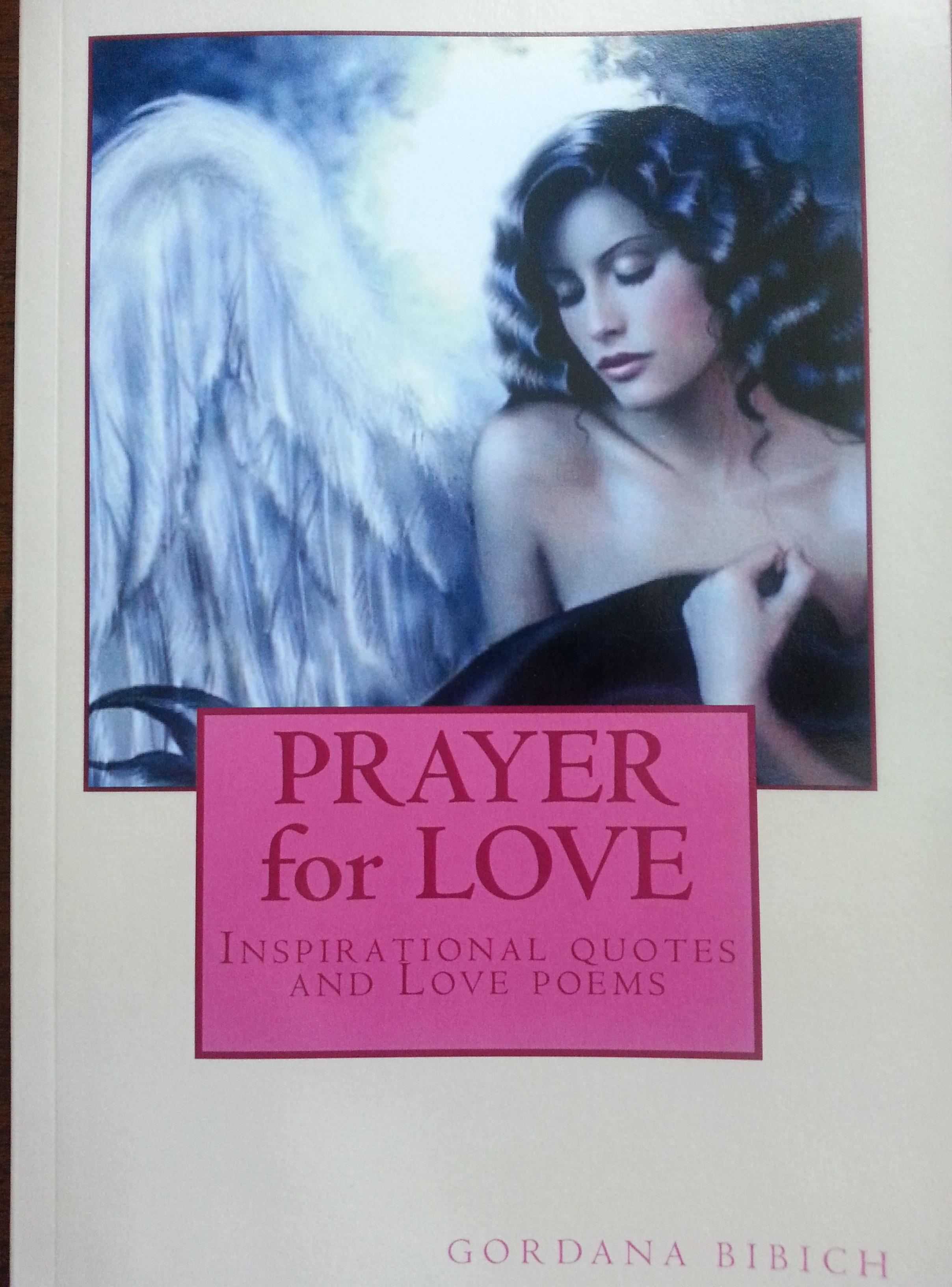 knjiga prayer for love